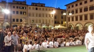 Spettacolo finale scuole Empoli 2015