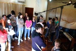 Workshop gruppo LA FIABA Isolotto